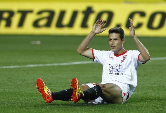 Racing Santander vs Sevilla